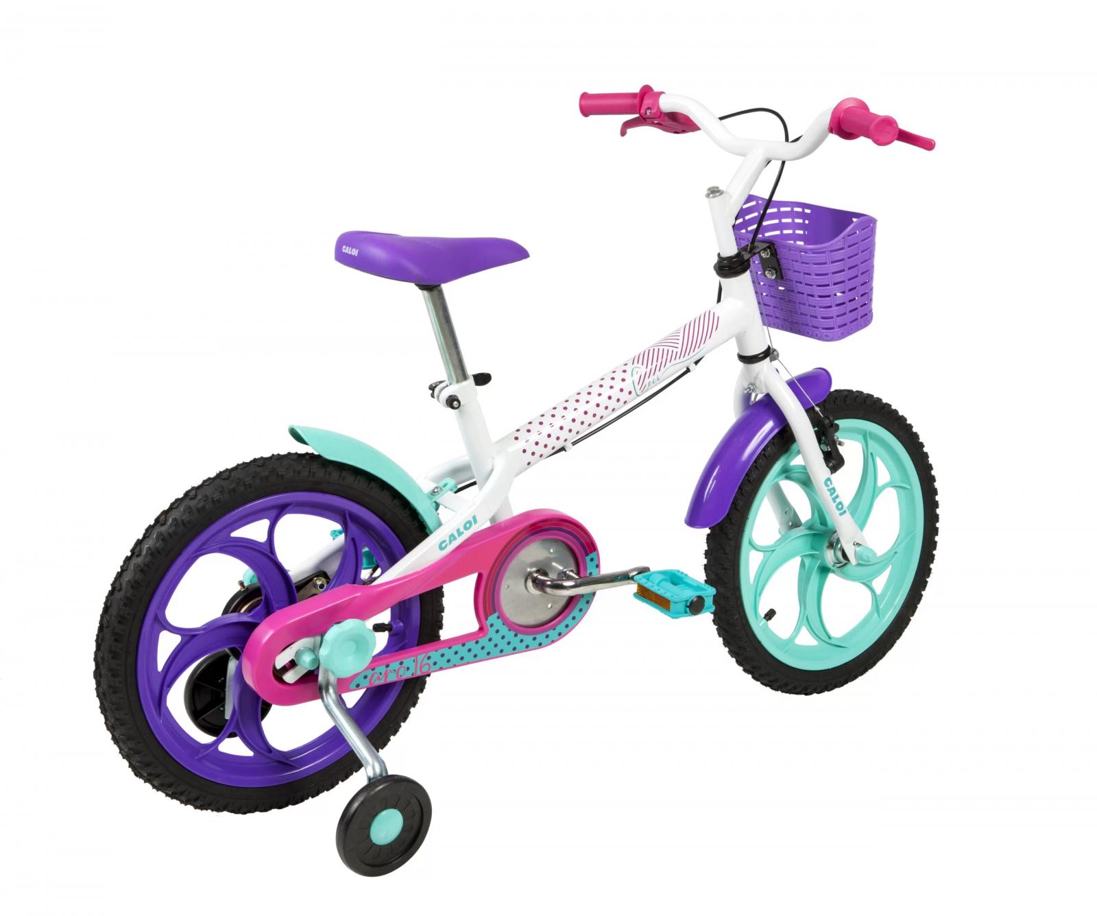 BICICLETA INFANTIL ARO 16 CALOI CECI 2020 - Cicles Jahn