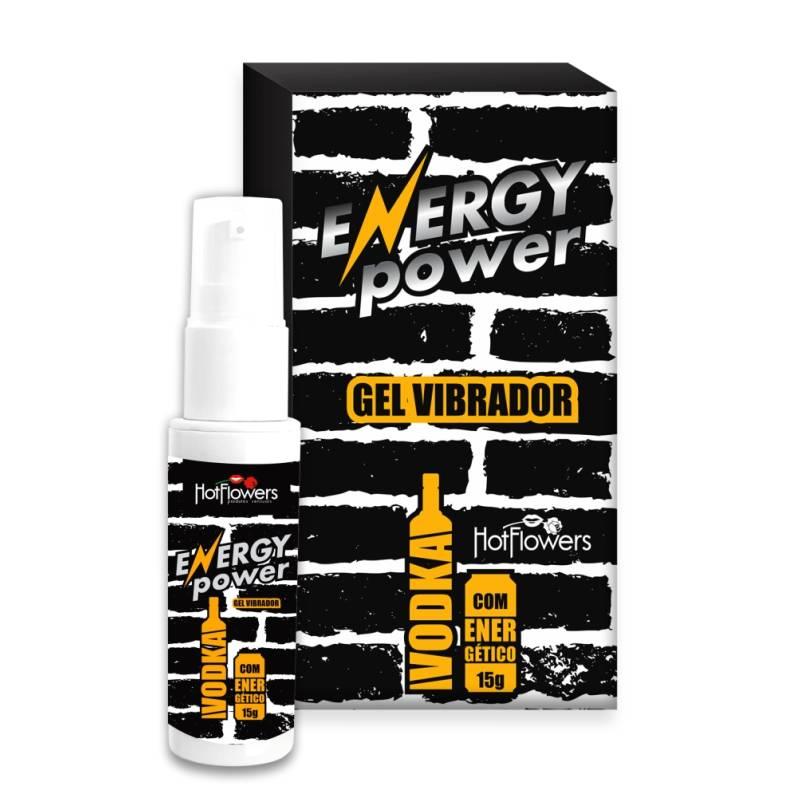 Energy Power- Gel Energético