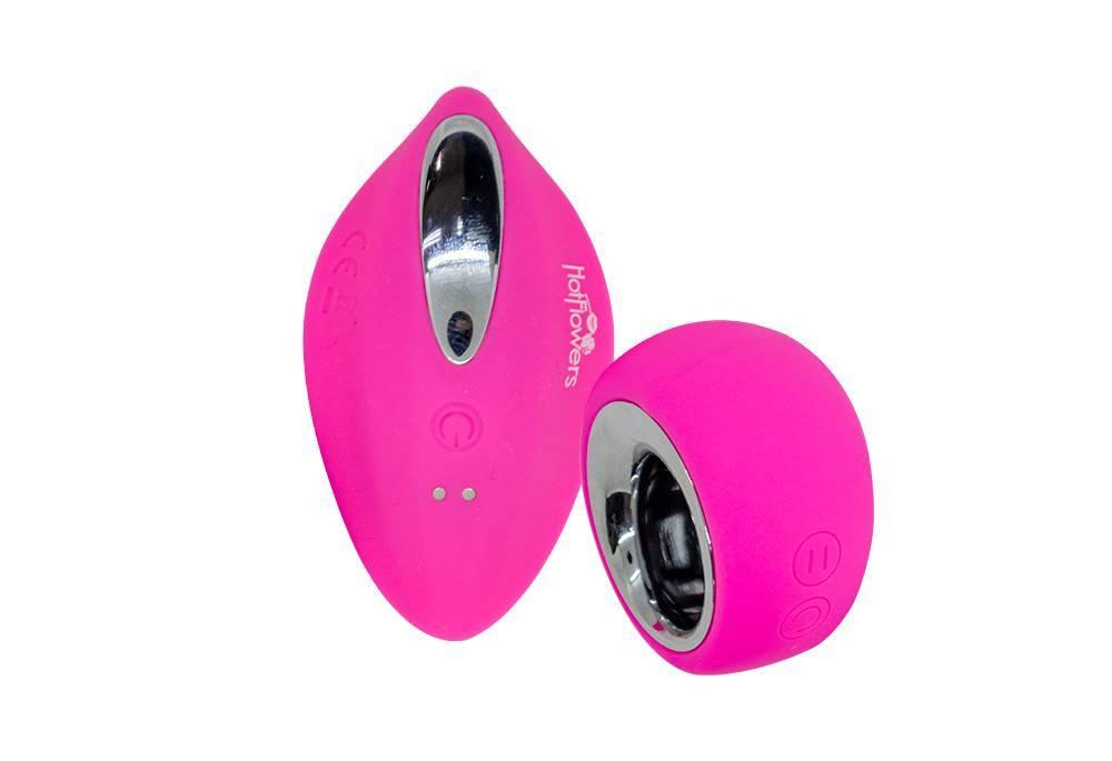 HV002-Cor Rosa Controle remoto sem fio.