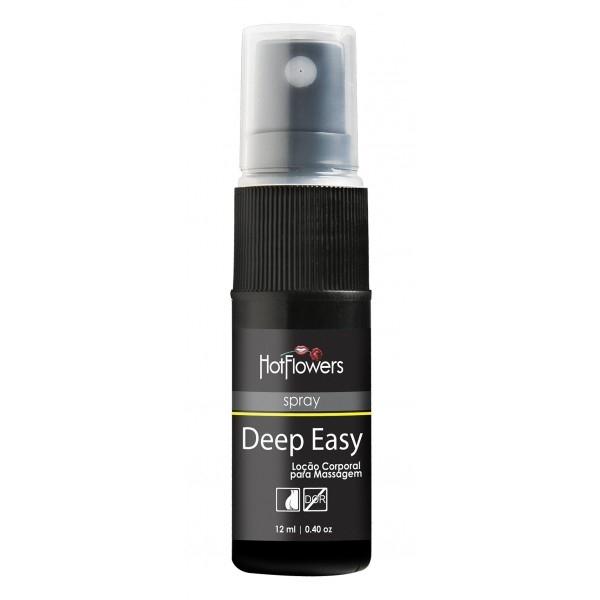 Deep Easy Spray-Estimulante Afrodisíacos para o sexo Anal