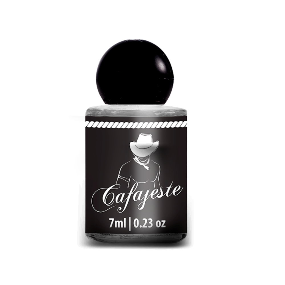 COLONIA CAFAJESTE- Fragrância: Cítrico Oriental e Amadeira