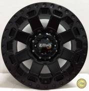 Roda 17x9 ZEUS, furação 8x170, off set 0 - F250/F350/MARRUÁ | Marisco Off Road