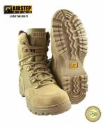 Bota Airstep Tática/Off Road Combat Desert | Marisco Off Road