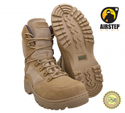Bota Airstep Tática/Off Road TAN | Marisco Off Road