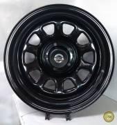 Roda 17x9 RAW Daytona, 5x139,7, Off Set -25 - JEEP-F75-RURAL