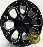 Roda 17x8 MK12, furação 5x120, off set +20 - AMAROK | Marisco Off Road