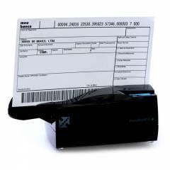 Leitor de boletos e cheques ECO-10 USB-semi automático - HANDBANK