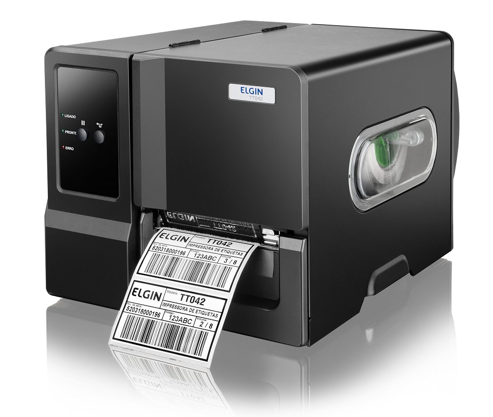 Impressora de Etiquetas Industrial - TT0