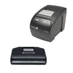 KIT SAT EPSON A 10 + IMPRESSORA BEMATCH MP 4200
