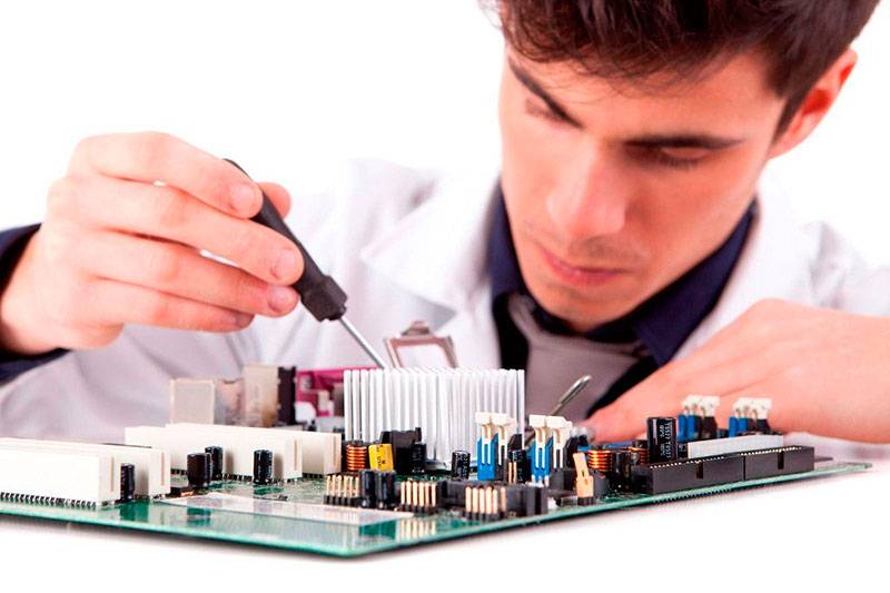 Assistência Técnica de Catraca de acesso (RWtech)