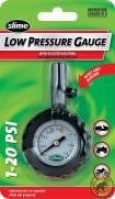 Calibrador de Ar Slime 1-20 PSI