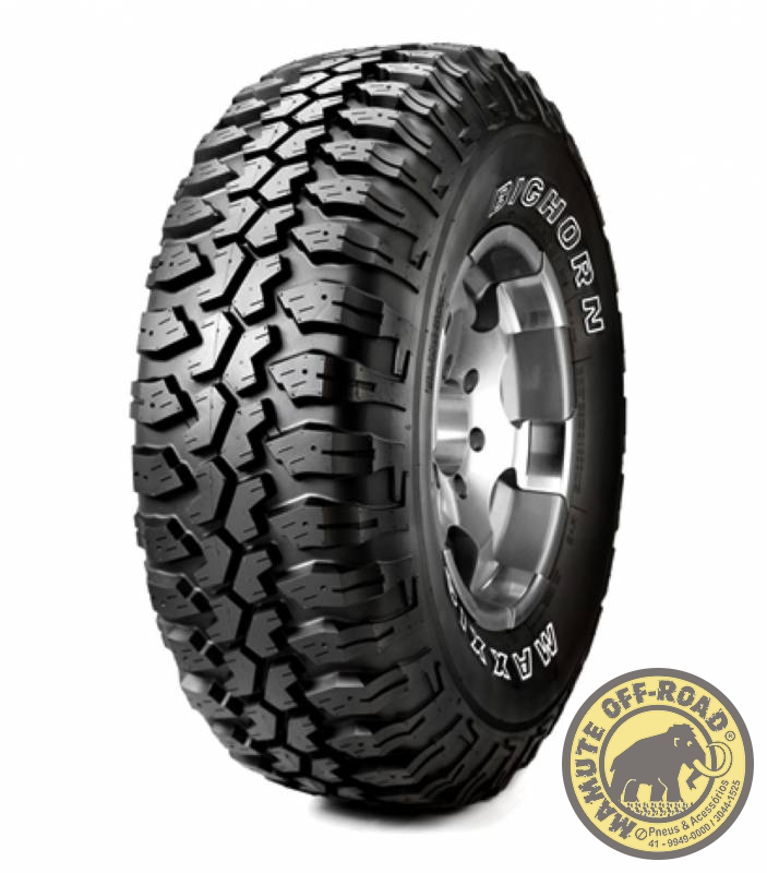 pneu maxxis bighorn 31x10 5 r15 mamute off road. Black Bedroom Furniture Sets. Home Design Ideas