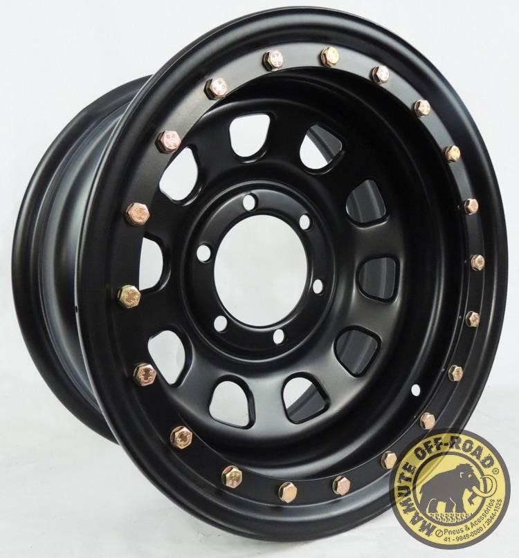 Roda Daytona Black - 16x8 (6x139) BL