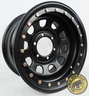 Roda Daytona Black - 16x8 (5x139) BL