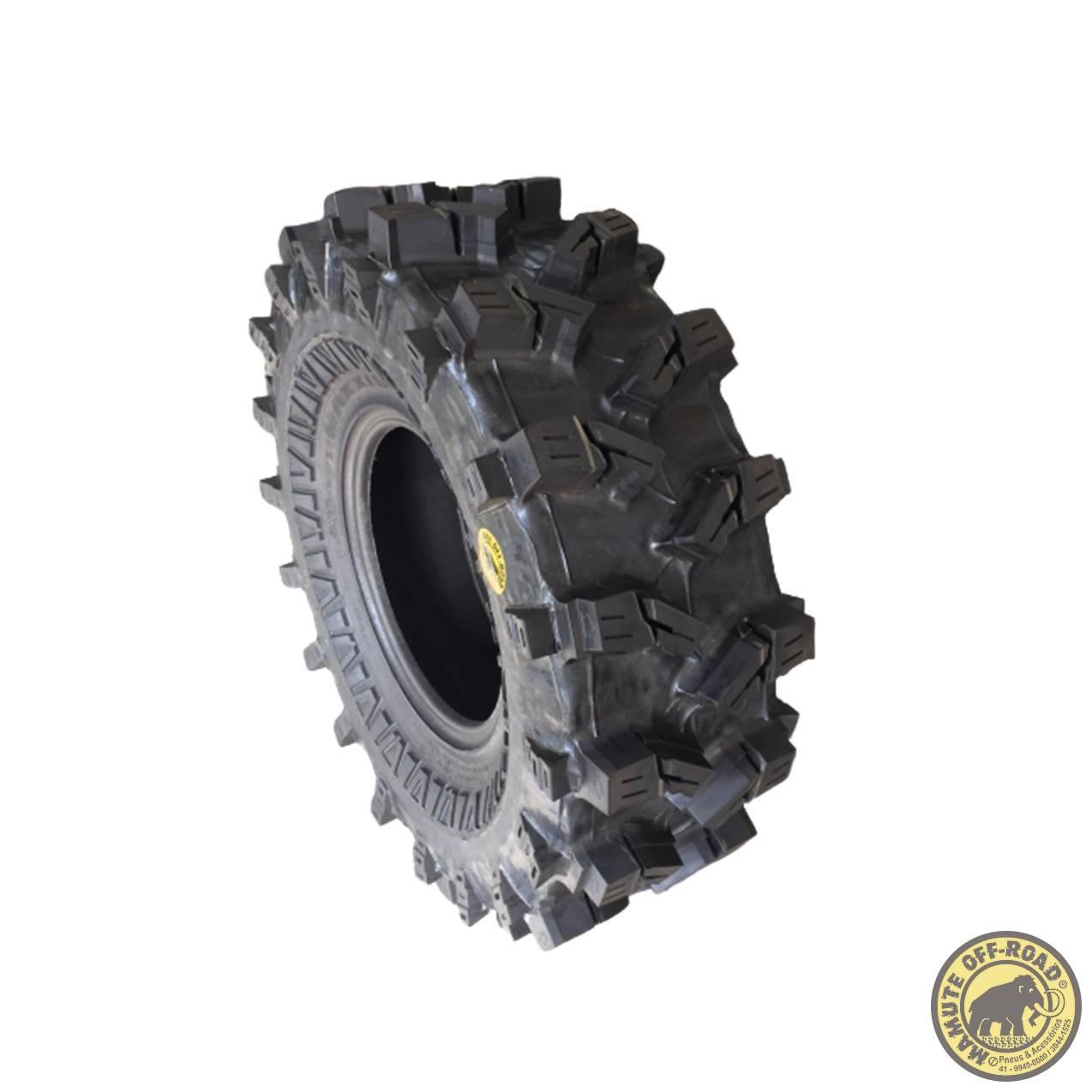 Super Insano - Somente Recape - 37x12,5 R15