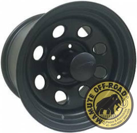 Roda Crawler Black - 17x9 (8x170)