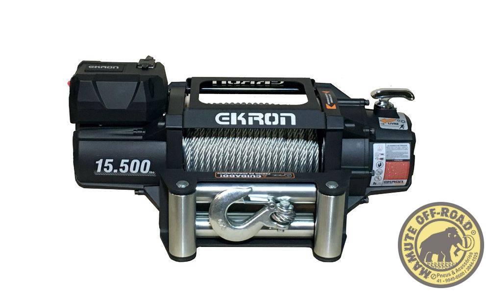 Guincho Elétrico Ekron - E15500 HS