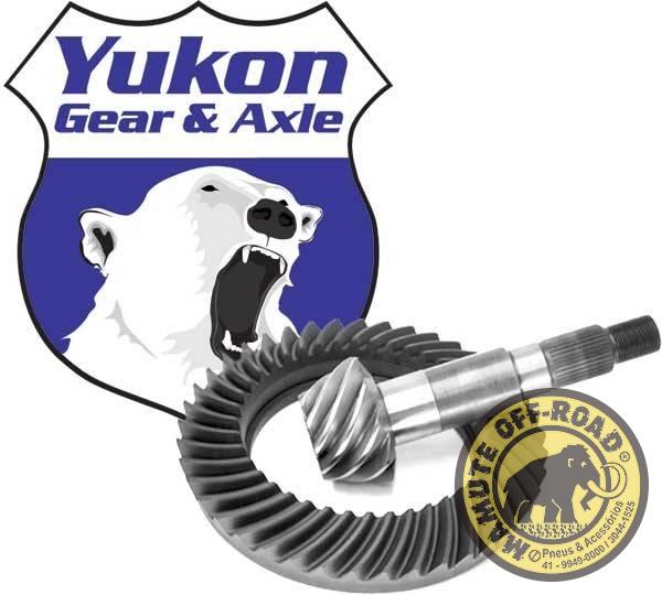 Coroa e Pinhão Dianteiro 5.13 Forjado Yukon Para Dodge Ram