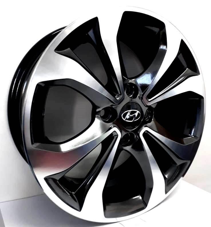 Jogo de rodas Hyundai HB-20 R-SPEC Aro 14
