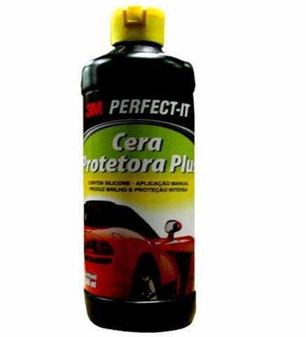 Cera Protetora Plus 3M - 500ml