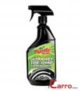 Brilha Pneus Turtle Wax - Wet'n Black Ultra Wet Tire Shine Turtle Wax