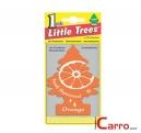 Aromatizante Little Trees Orange - Car Freshner