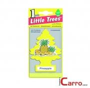 Aromatizante Little Trees Pineapple - Car Freshner