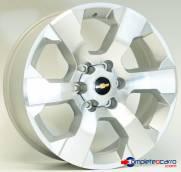 Jogo de Rodas GM S10 LTZ 2012 Aro 20   Furacao 6x139   SD   R31