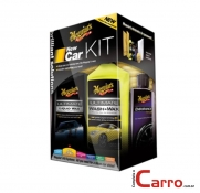 Kit Carro Novo Meguiar's - G3200