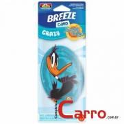Odorizante Breeze Card Crazy (Patolino) - ProAuto - Looney T