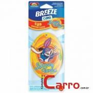 Odorizante Breeze Card Fun Sensations (Pernalonga e Patolino