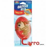 Odorizante Breeze Card Twisted (Taz) - ProAuto - Looney Tune