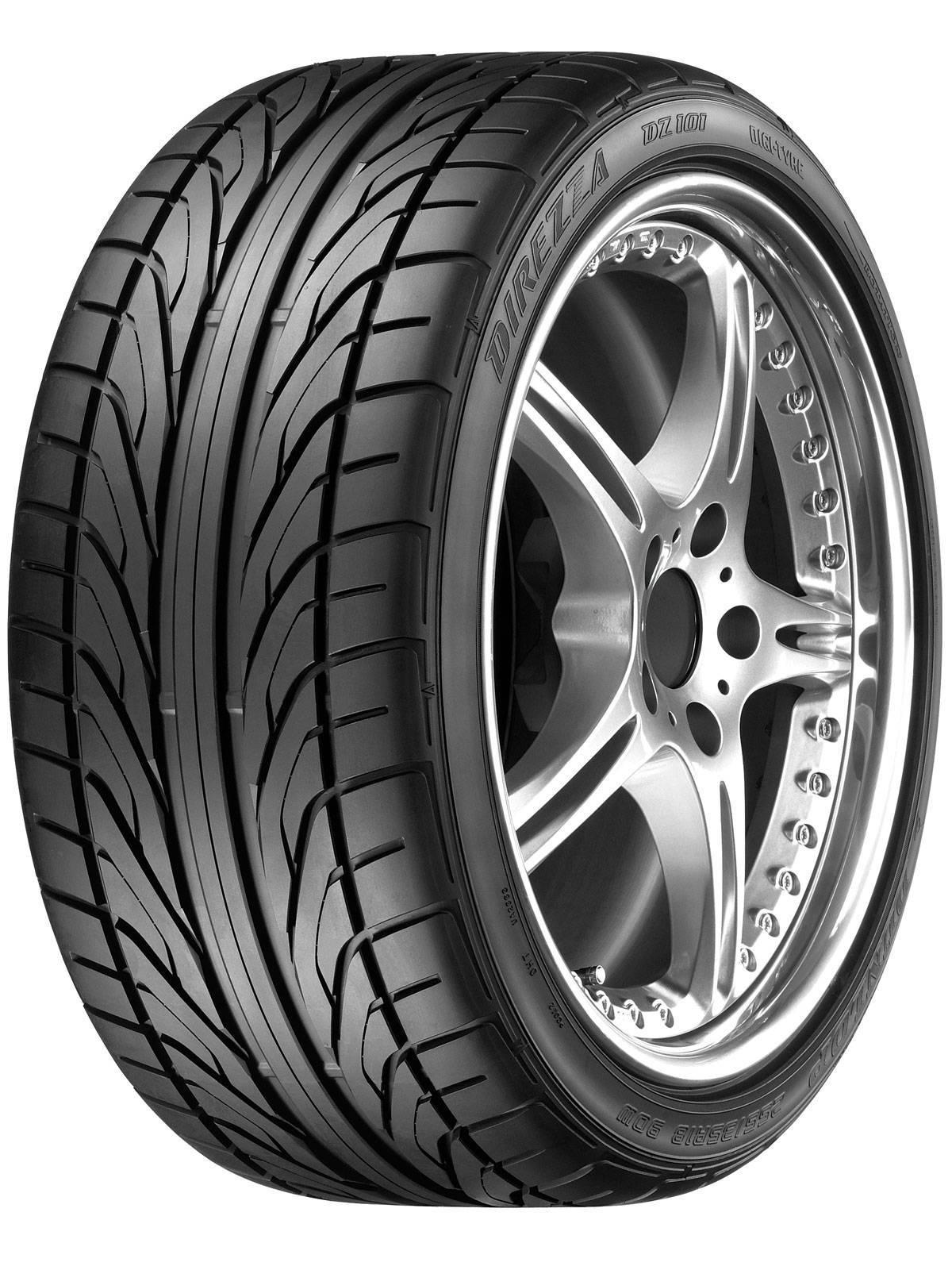 Pneu Dunlop Dz101 Runflat 215/35 R19 85w