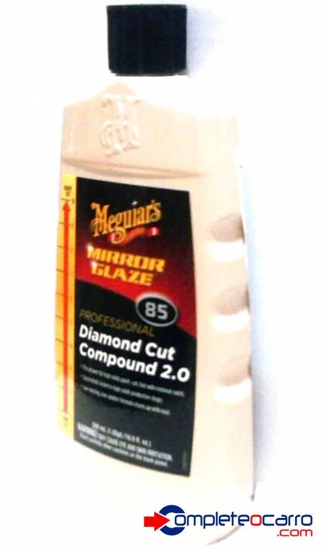 Corte de Diamante Meguiars 473ml - M8516 - Complete o Carro