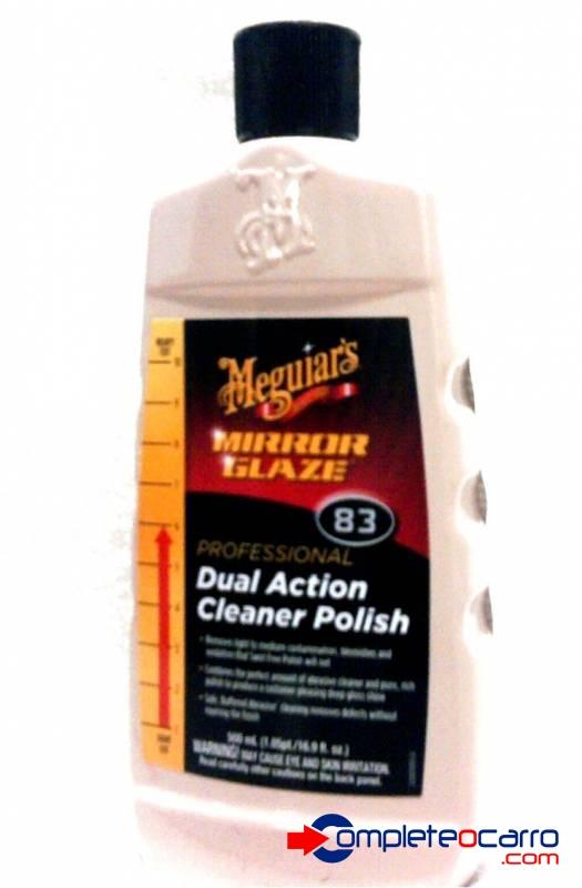 Dupla Ação Meguiars 473ml - M8316 - Complete o Carro