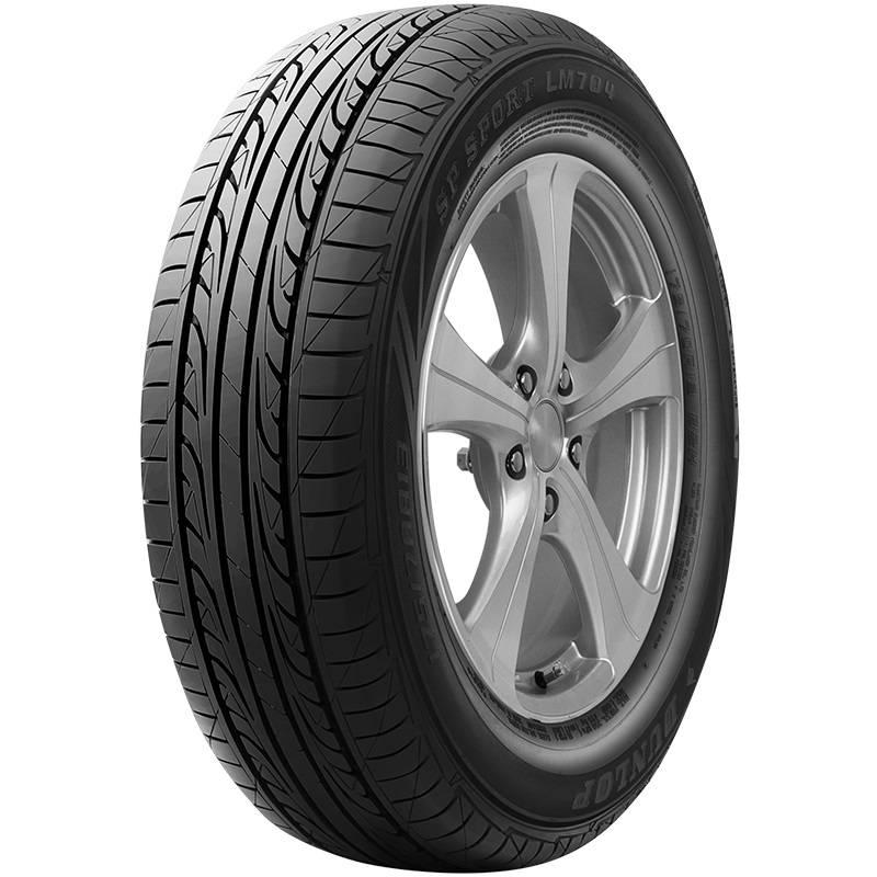 pneu dunlop aro 16 39 39 185 55 r16 83v sp sport lm704 complete o carro