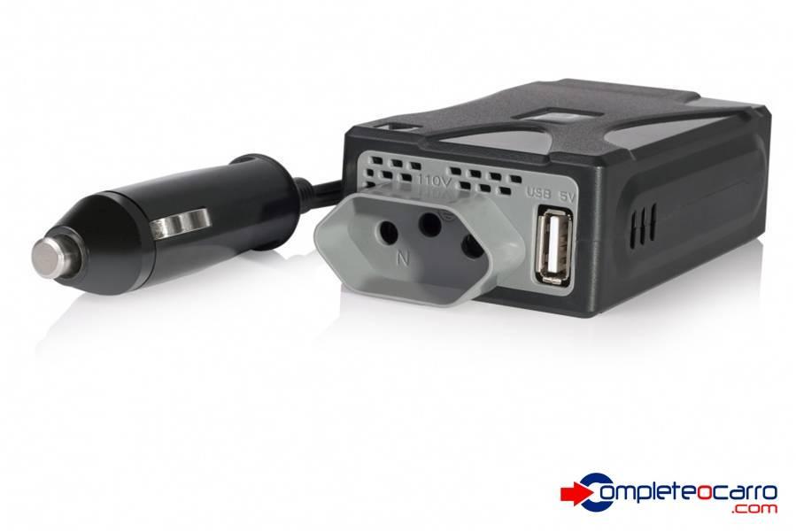Inversor de Potência Veicular 12V Multilaser 150W AU900 - 11