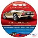Cera Carnauba Pura - Califórnia Gold Pure Carnauba Wax Mothers - 340g