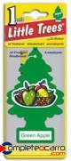Aromatizante Little Trees - Maça Verde - Car Freshner