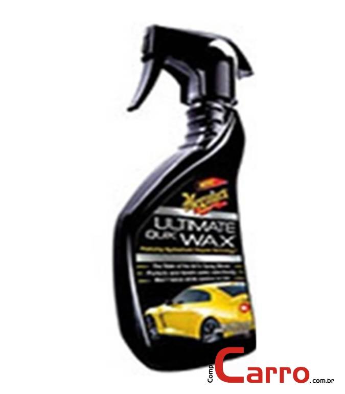 Cera Spray Ultimate Quik Wax Meguiar's 450ml