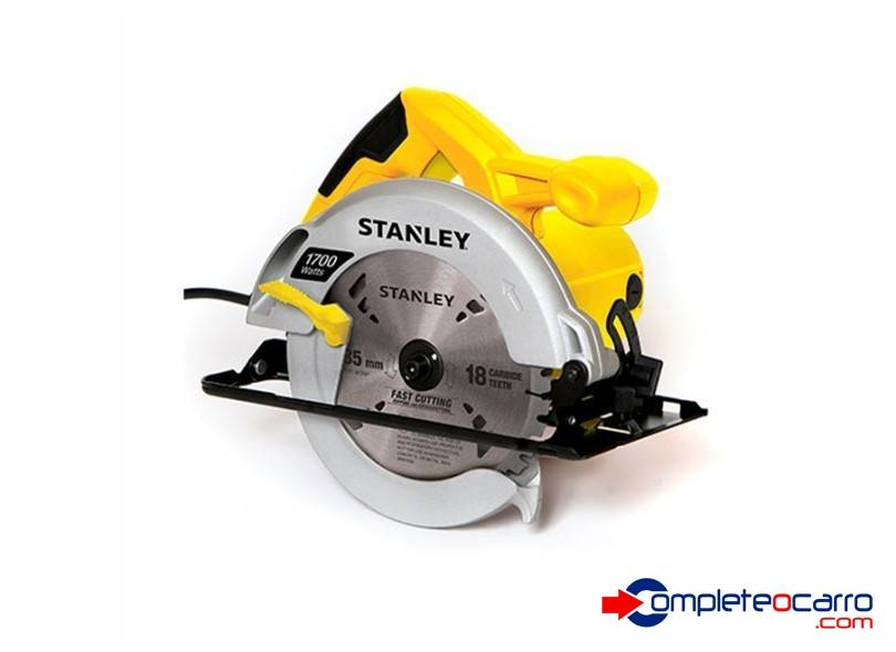 Serra Circular Stanley 7 - 1/4