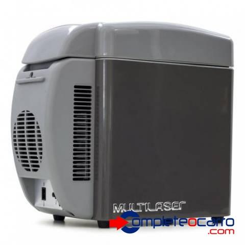 Mini Geladeira, Cooler Multilaser 7 Litros, 12V - TV008 - Aq - Complete o Carro