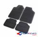 Jogo de tapetes automotivo Universal Monaco PVC