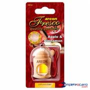 Aromatizante de Carro Areon Fresco - APPLE E CINNAMON (MAÇÃ