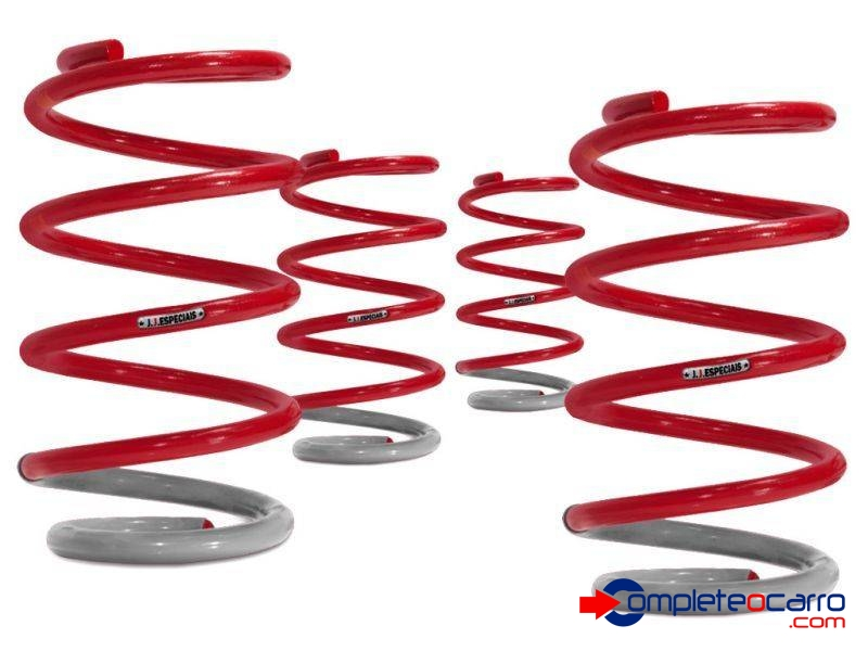 Kit Mola Esportiva JJ especiais - Citroen C4 PALLAS HATCH (2 - Complete o Carro