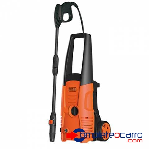Lavadora de Alta Pressão 1300W - PW1300SW B2 - 220V - BLACK  - Complete o Carro