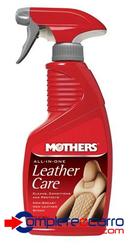 Limpador de couro Mothers All-in-One Leather Care 355ml Limp - Complete o Carro