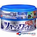 Cera limpadora Soft 99 Refine Paste Wax Cleaner 150g
