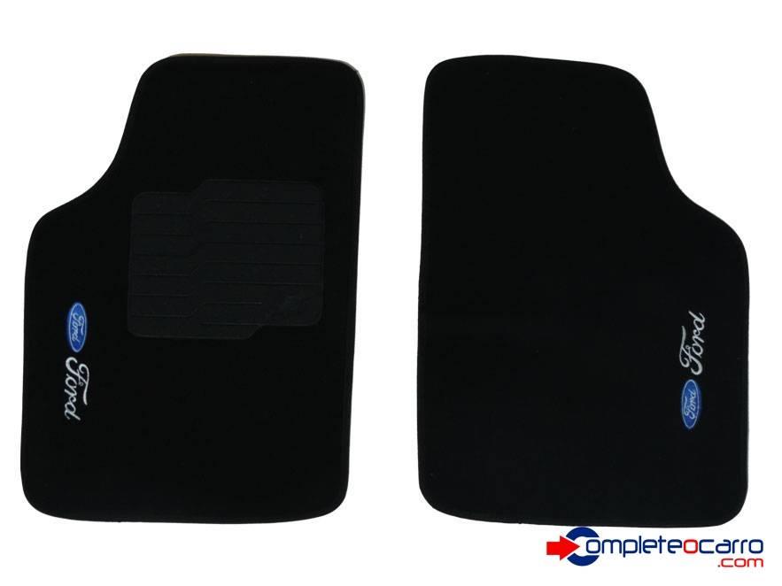 Tapete Ecológico Personalizado Universal Ford Preto C0012  - Complete o Carro