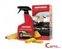 Removedor de Contaminações e Restaurador - Clay Bar System California Gold Mothers - 473 ml